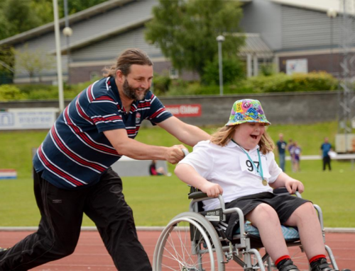 New Range Of Leisure Wear For Disability Sport Yorkshire