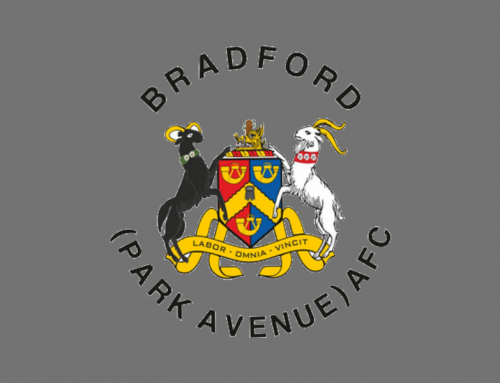 New Venture With Bradford Park Avenue AFC